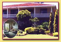 Whitfords By-the-sea Bed And Breakfast And Cottages - Accommodation Batemans Bay