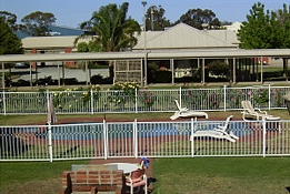 All Rivers Motor Inn - Accommodation Batemans Bay