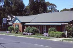 Hepburn Springs Motor Inn - Accommodation Batemans Bay