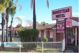 The Homestead Motor Inn