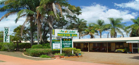 Avocado Motor Inn - Accommodation Batemans Bay