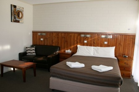 Central Motel Mildura - Accommodation Batemans Bay