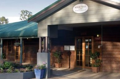 Hermitage Lodge - Accommodation Batemans Bay