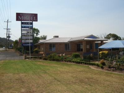 Almond Inn Motel - Accommodation Batemans Bay