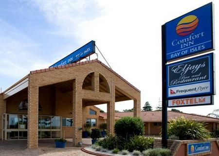 Comfort Inn Bay of Isles - Accommodation Batemans Bay