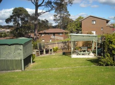 The Tree Motel - Accommodation Batemans Bay