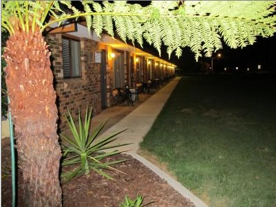 Golfers Lodge Motel - Accommodation Batemans Bay
