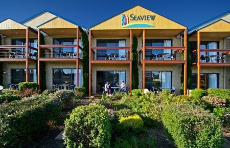 Seaview Motel  Apartments