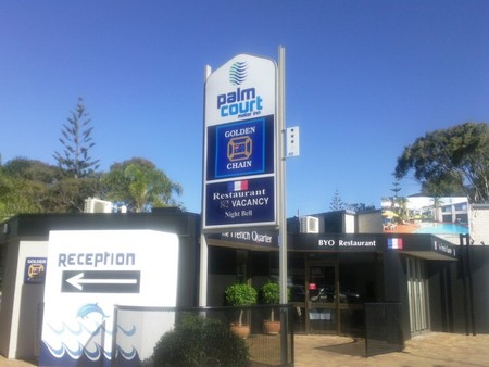 Palm Court Motor Inn - Accommodation Batemans Bay