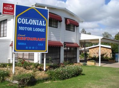 Colonial Motor Lodge - Accommodation Batemans Bay