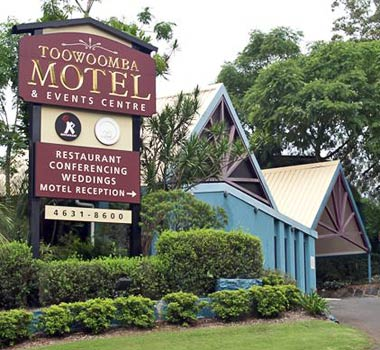 Toowoomba Motel - Accommodation Batemans Bay
