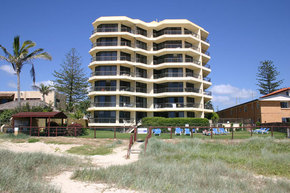 Spindrift On The Beach - Accommodation Batemans Bay