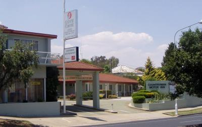 Country Comfort Cowra Countryman Motor Inn - Accommodation Batemans Bay