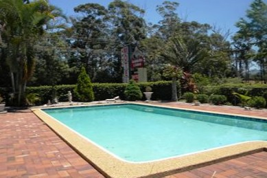 Beerwah Glasshouse Mountains Motel