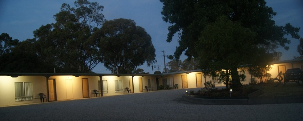 Euroa Motor Inn - Accommodation Batemans Bay