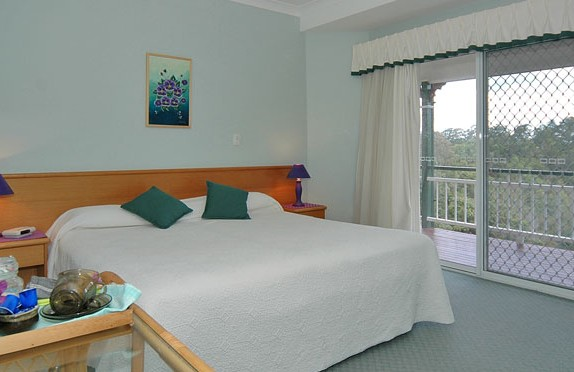 Eumundi Rise Bed And Breakfast - Accommodation Batemans Bay