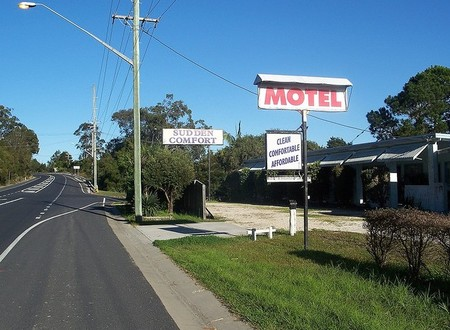 Sudden Comfort Motel - Accommodation Batemans Bay