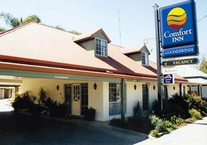 Comfort Inn Goondiwindi - Accommodation Batemans Bay