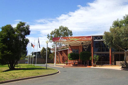 Alice In The Territory - Accommodation Batemans Bay