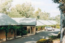 Burra Motor Inn - Accommodation Batemans Bay
