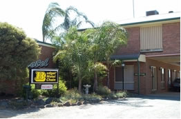 Rushworth Motel - Accommodation Batemans Bay