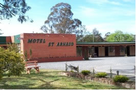 Motel St Arnaud - Accommodation Batemans Bay