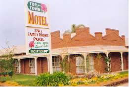 Top Of The Town Motel - Accommodation Batemans Bay