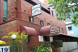Acacia Inner City Inn - Accommodation Batemans Bay