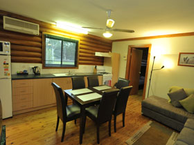Western KI Caravan Park Cabins - Accommodation Batemans Bay