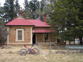 Wirrabara Schoolhouse YHA - Accommodation Batemans Bay
