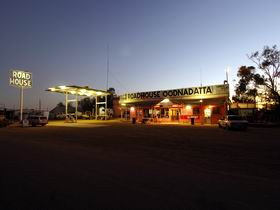 Pink Roadhouse Oodnadatta - Accommodation Batemans Bay