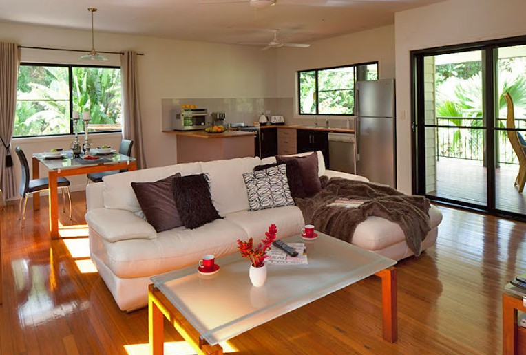 Misty Mountains Tropical Rainforest Romantic Retreat - Accommodation Batemans Bay