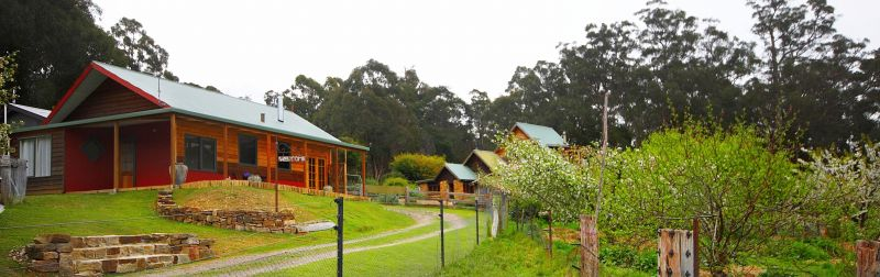 Elvenhome Farm Cottage - Accommodation Batemans Bay