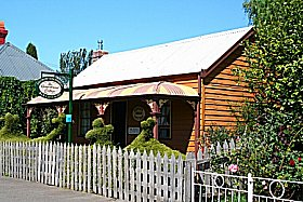 Westbury Gingerbread Cottages - The - Accommodation Batemans Bay