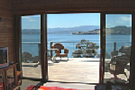 Bruny Island Accommodation Services - Captains Cabin - Accommodation Batemans Bay
