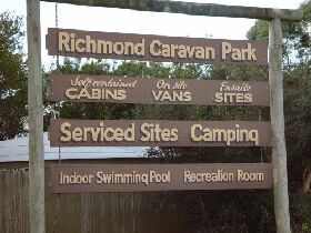 Richmond Cabin  Tourist Park - Accommodation Batemans Bay