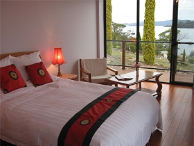Island Eden - Accommodation Batemans Bay