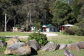 Mountainside Nature Retreat - Accommodation Batemans Bay