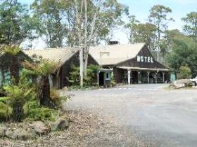 Derwent Bridge Wilderness Hotel - Accommodation Batemans Bay