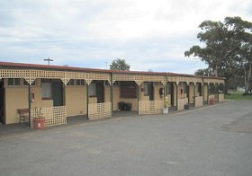 Central Court Motel - Accommodation Batemans Bay