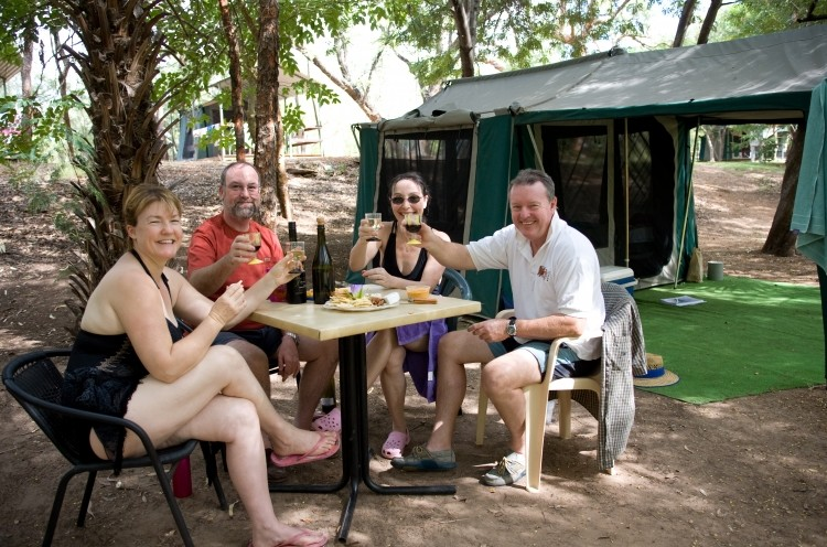 Adels Grove Camping Park - Accommodation Batemans Bay