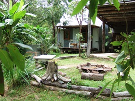 Ride On Mary Bush Cabin Adventure Stay - Accommodation Batemans Bay