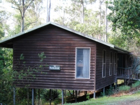 Crystal Waters Eco Park - Accommodation Batemans Bay