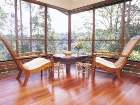 Lyola Pavilions in the Forest - Accommodation Batemans Bay