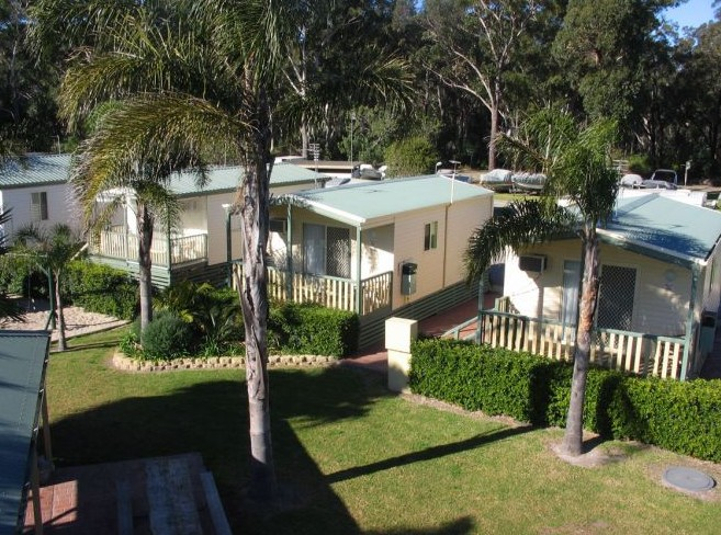Jervis Bay Caravan Park - Accommodation Batemans Bay