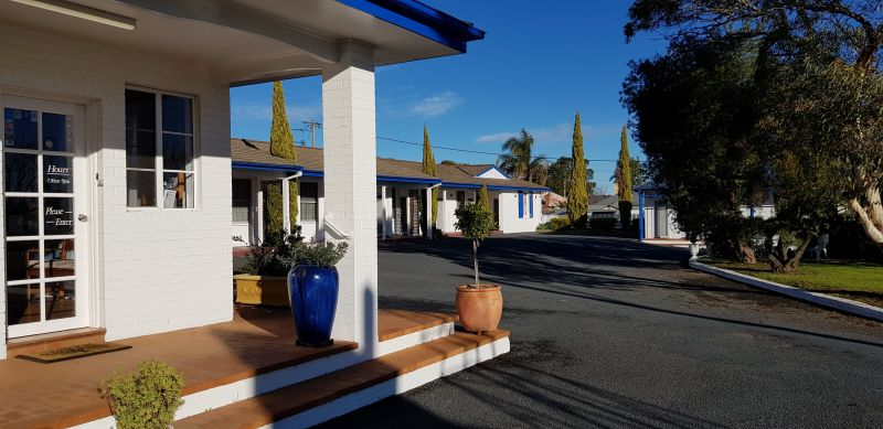 Colonial Motel - Accommodation Batemans Bay