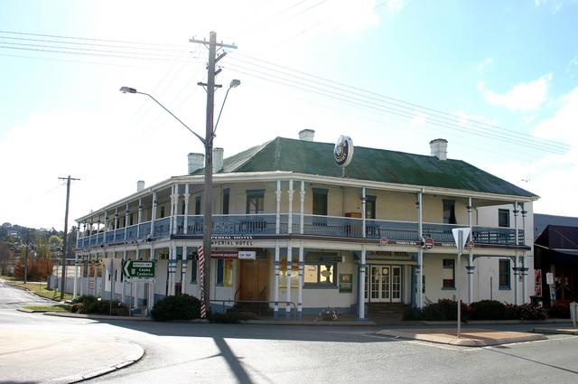 Imperial Hotel Bombala - Accommodation Batemans Bay