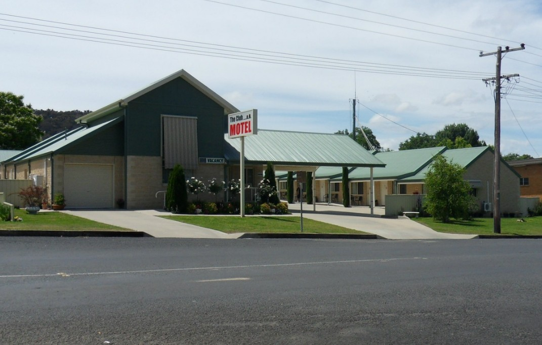Club Motel Tumbarumba - Accommodation Batemans Bay