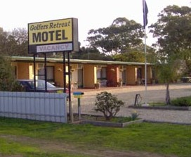 Golfers Retreat Motel - Accommodation Batemans Bay