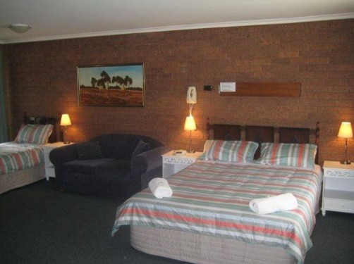 Greenacres Motel - Accommodation Batemans Bay